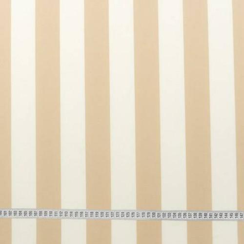 Дралон полоса молочный бежевый тефлон - 188266