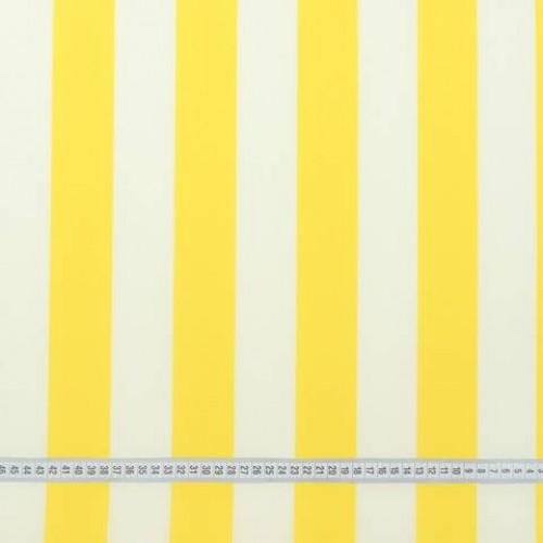 Дралон полоса молочный лимон тефлон - 188274