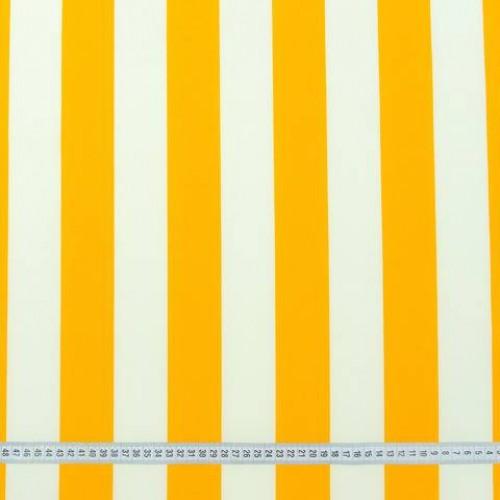 Дралон полоса молочный желтый тефлон - 188276