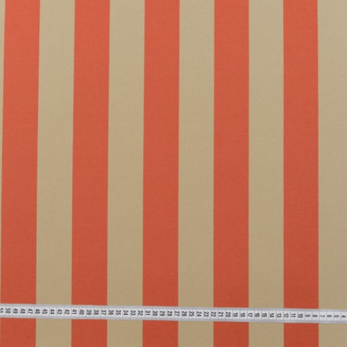 Дралон полоса песок терракот тефлон - 188278