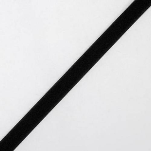 Липучка велкро пришивная мягкая черная 20мм25м - 193346