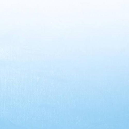 Микровуаль растяжка, голубой - 195718