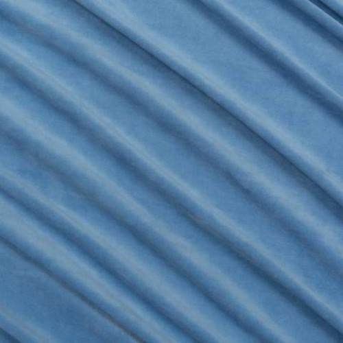 Велюр индиго - 200208