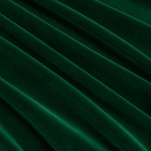 Велюр классический зеленая трава - 202018