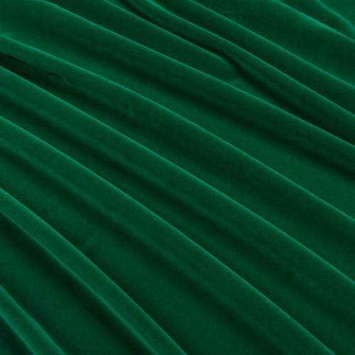 Велюр классический зел.листва - 202022