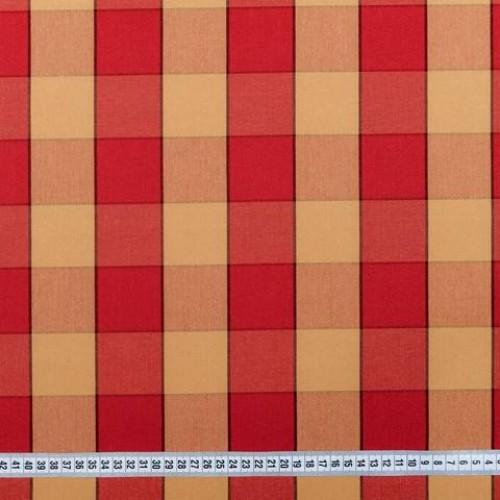 Дралон клетка беж-бордо тефлон - 213326