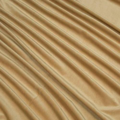 Велюр плотный для декора золото - 214218