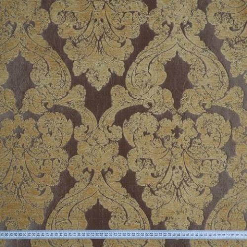 Декор шенилл жакард вензель беж - 225546