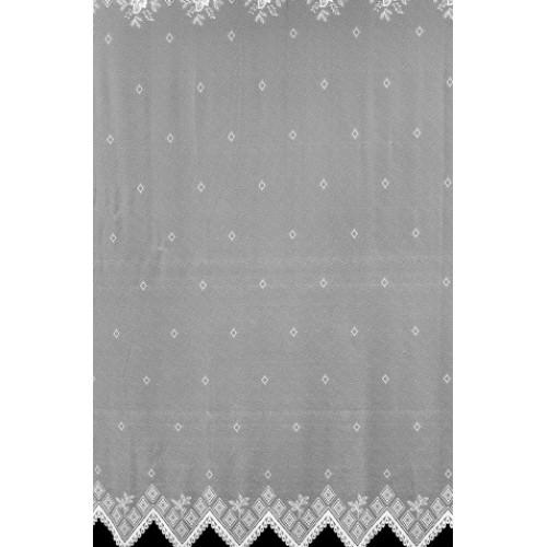Штори гардини белый - 228644