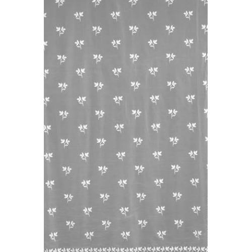 Гипюр белый нежность - 228650