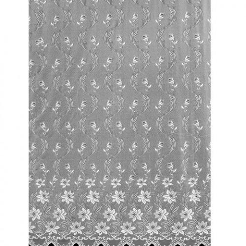 Штори гардини белый - 228656