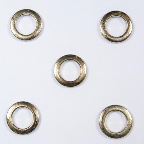 Люверсы золото 35мм - 235524