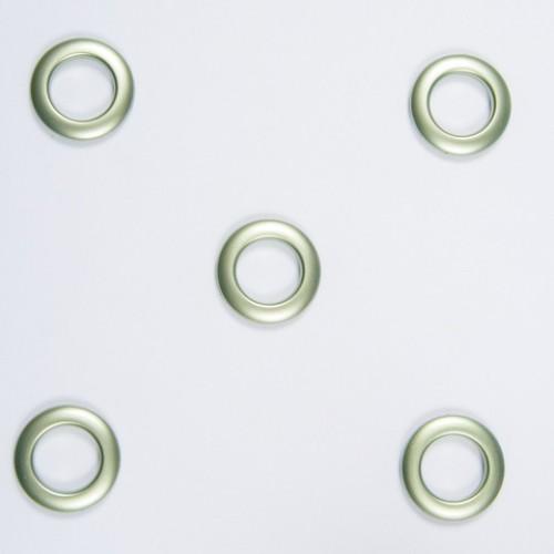 Люверсы малые зелёный 25 мм - 241900