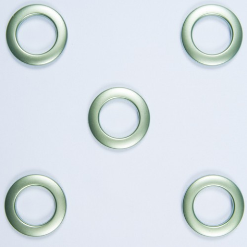 Люверсы эконом зелёный 35 мм - 241946