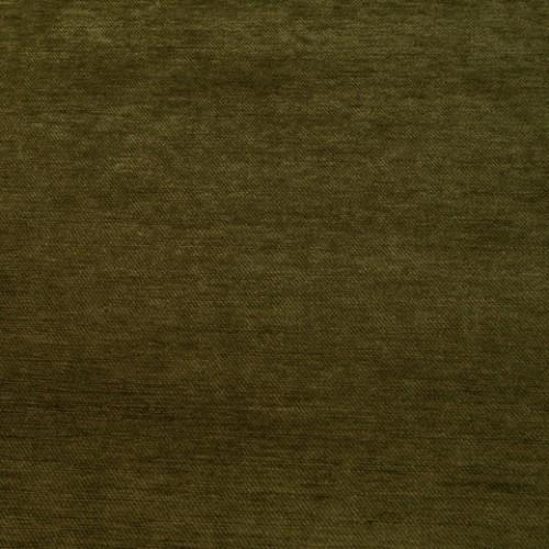 Декор шенилл однотонный зелёный - 247588