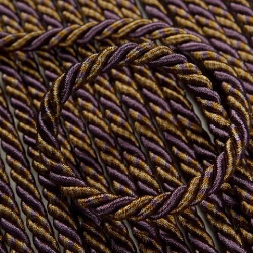 Декоративный шнур тонкий глянц =8 мм - 249938