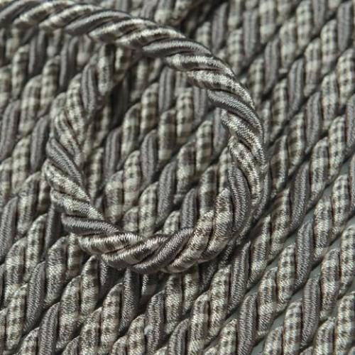 Декоративный шнур тонкий глянц =8 мм - 249940