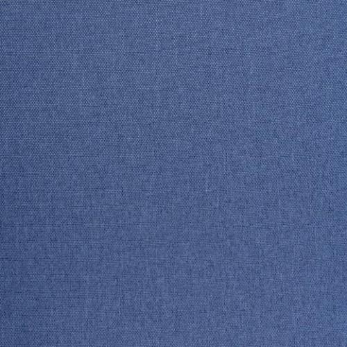 Декор рогожка брук синий