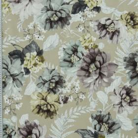 Ткань из хлопка и полиэстра для декорирования - 265144