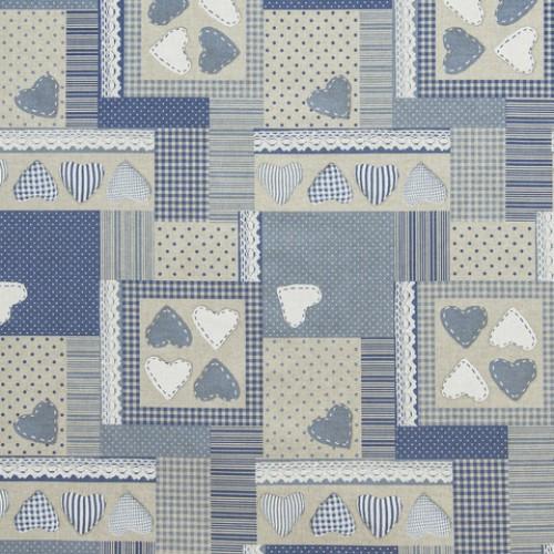 Декоративная новогодняя ткань  - 267806