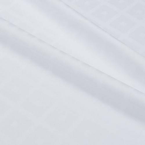Декоративная скатертная ткань лучиано молочно-белый - 273458