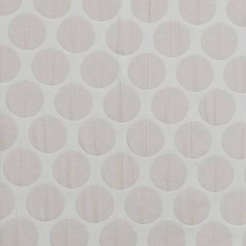 Двухсторонняя ткань с крупным горохом  - 274146