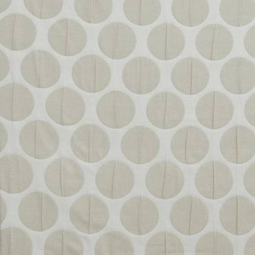 Двухсторонняя ткань с крупным горохом  - 274154