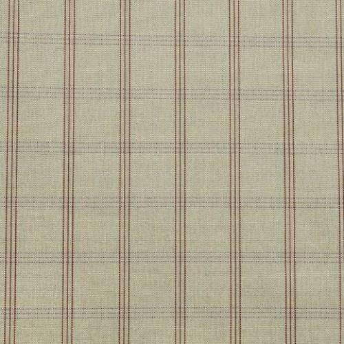 Декоративная ткань св.беж-золото,красный - 276922
