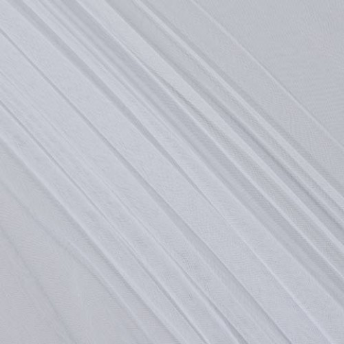 Микро-сетка белый - 277896