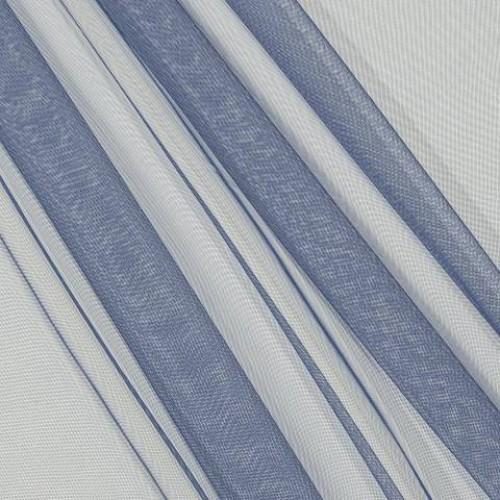 Микро-сетка сине-голубой - 277924