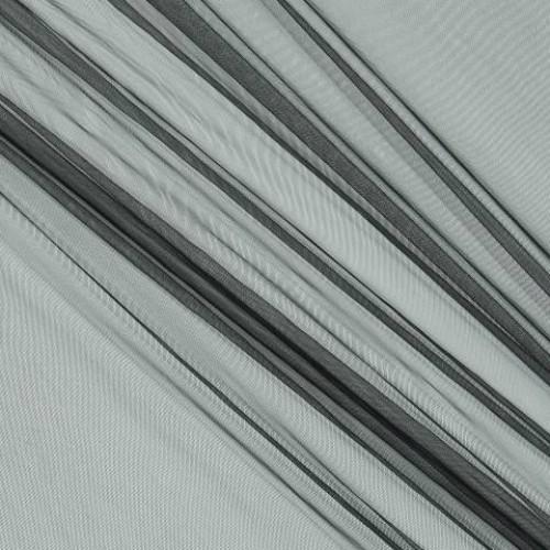 Микро-сетка чёрный - 277926
