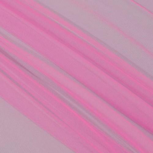 Микро-сетка ультра розовый - 277930