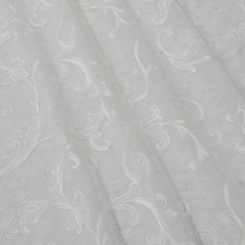вышивка молочный,фон натуральный - 278432