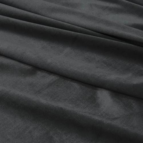 Вельветин чёрный - 278904