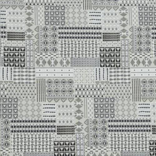 Ткань для штор с принтом  - 279166