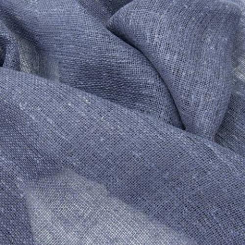 Мешковина паковочная синий - 280166