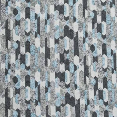 Декоративная ткань абстракция - 280756