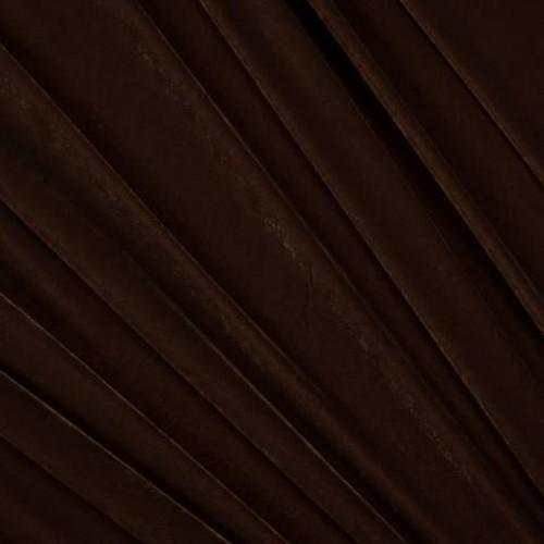 Бархат коричневый - 281738