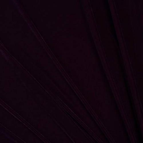 Бархат темно-бордовый - 281744