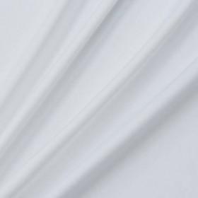Скатертная ткань рогожка белый - 286846