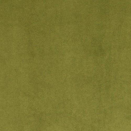 Велюр зелено-гороховый - 289468