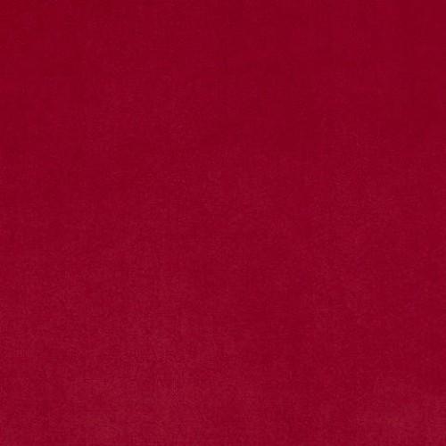 Велюр красный - 289512