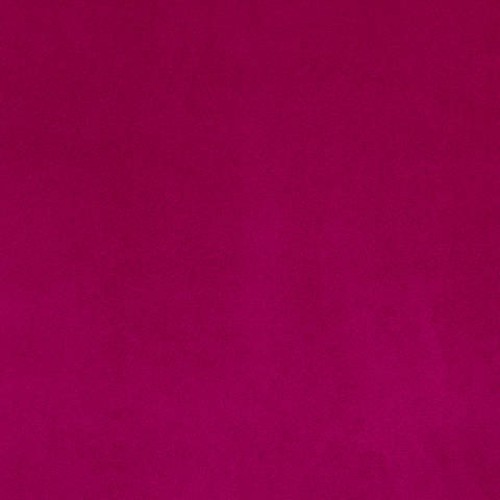 Велюр красный георгин - 289524