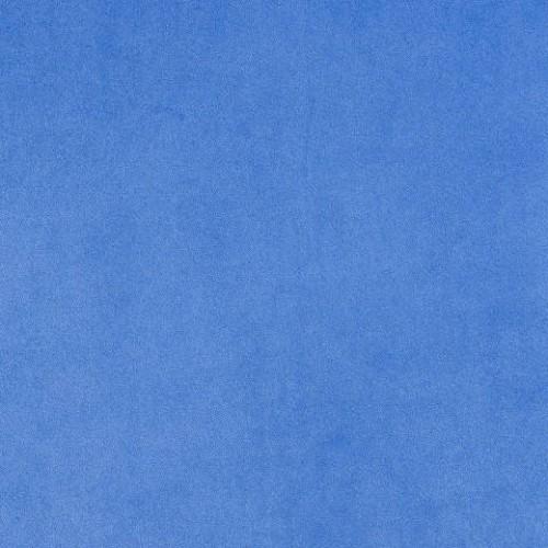 Велюр голубой - 289556