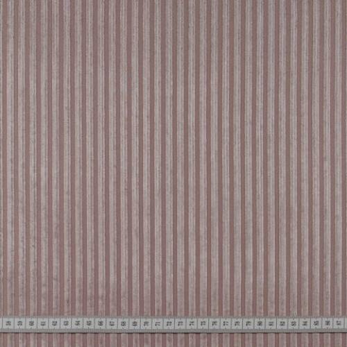 Велюр стрейч полоска фрезовый - 290604