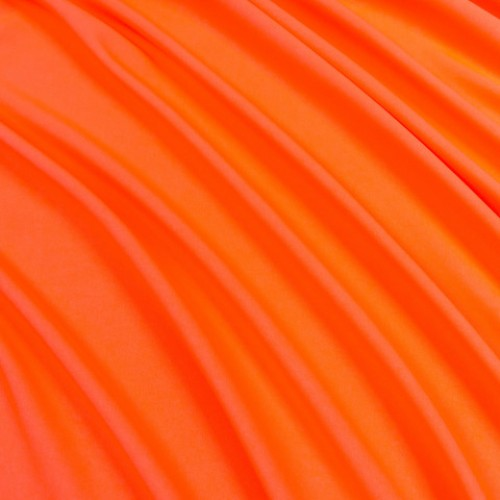 Габардин ярко-оранжевый - 53416