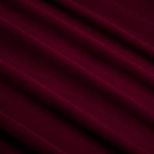 Велюр классический красный - 82072