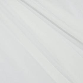 Тюль вуаль шифон молочный - 91626